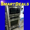 Thermador Masterpiece Series Combo Wall oven/Microwave/Warming Drawer